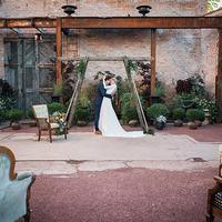 Esküvő a kertben?