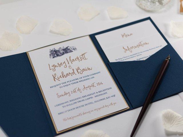 Egy kis esküvői etikett