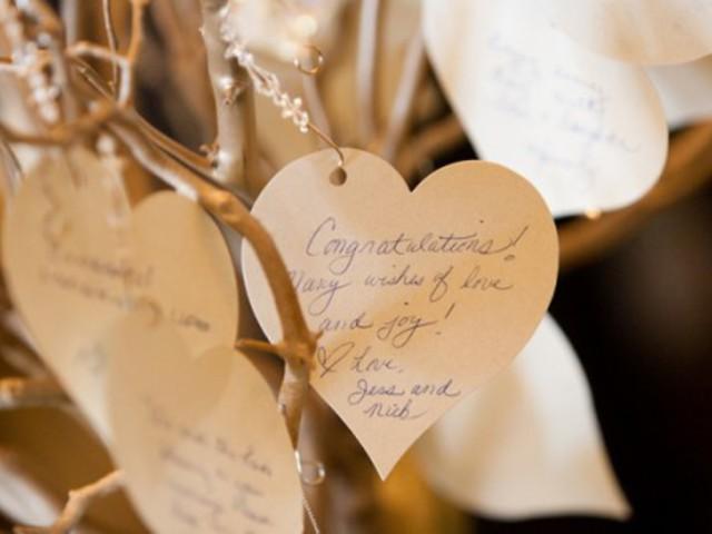 Esküvői kívánságfa