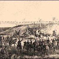 Az 1848/49-es szabadságharc utolsó csatája Temesvárnál [58.]