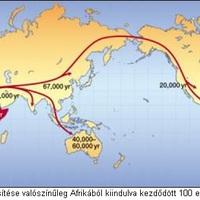 Nagy migrációk a történelemben [60.]