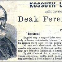 Kossuth a jövőt látta 1867-ben? [22.]