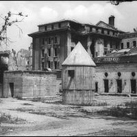 A Führerbunker, Hitler utolsó lakhelye