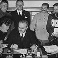 A Molotov-Ribbentrop-paktum évfordulója és érdekességei