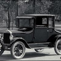 A Ford-T modell és Galamb József [21.]
