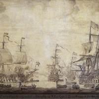 A hollandok alázzák Angliát: a chathami kikötő elpusztítása