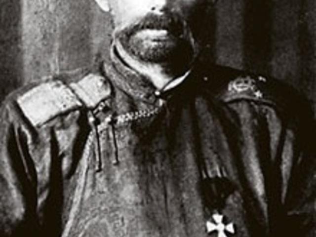 Roman Federovich von Ungern-Sternberg