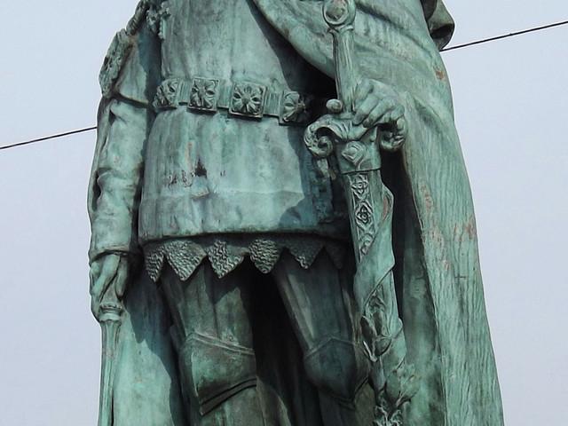 Nagy Lajos első nápolyi hadjárata. III. rész.