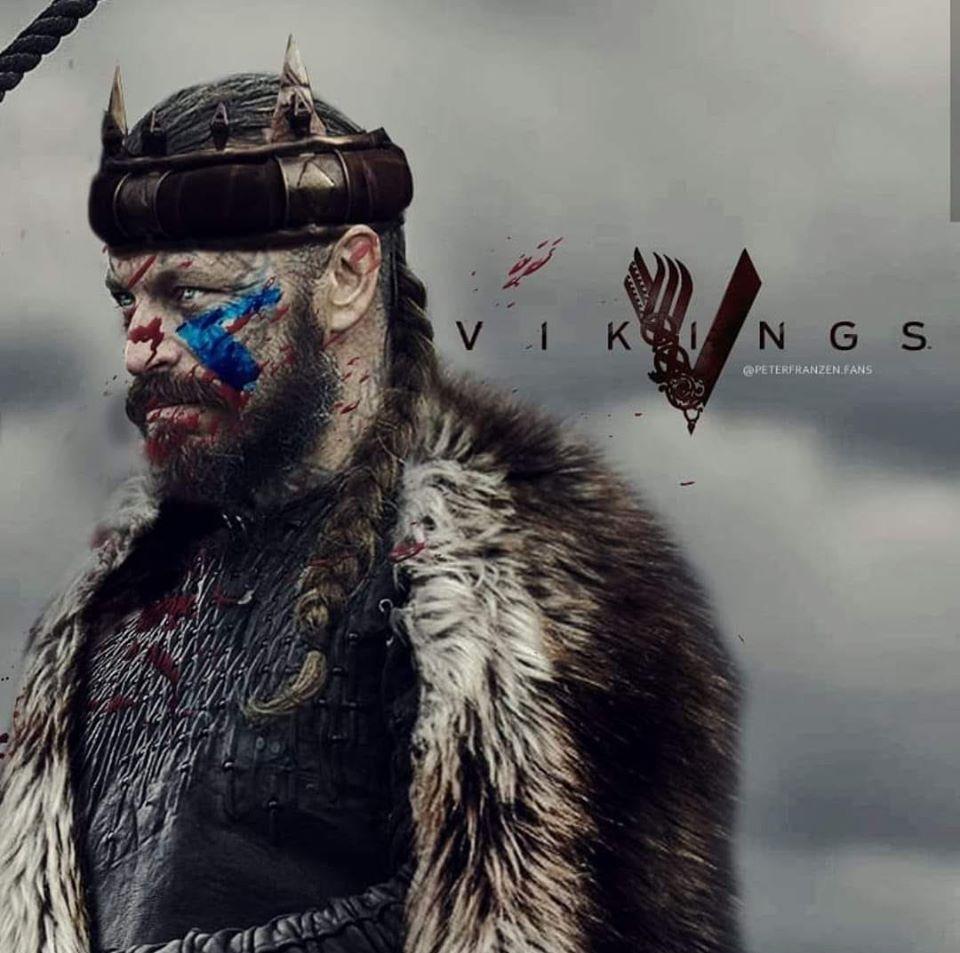 König Harald Schönhaar Vikings
