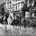 Horthy 100 évvel ezelőtti bevonulása Budapestre