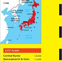 ?VERIFIED? Kyoto Travel Map Fourth Edition. Supplier Talca clicking instalar Pretzels nuestros below