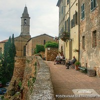 Pienza és Montepulciano