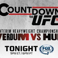 UFC 180: Werdum vs Hunt Countdown