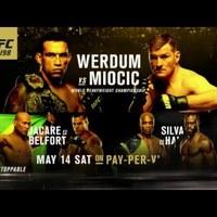 TD|MMA: A brazil meló - UFC 198 bővített előzetes (videó)