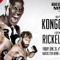 TD MMA: Bellator 139: Kongo vs. Volkov élő közvetítés