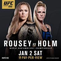 TD MMA: Szeva Miesha: Holly Holm ellen véd legközelebb bajnoki címet Ronda Rousey