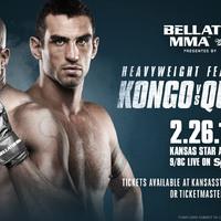 TD|MMA: Bellator 150: Kongo vs. Queiroz élő közvetítés
