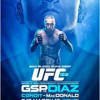 UFC 158: GSP vs Diaz, a váltósúlyúak háborúja