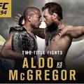TD|MMA: Aldo vs. McGregor a számok tükrében