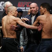 UFC 158: GSP vs Diaz mérlegelés