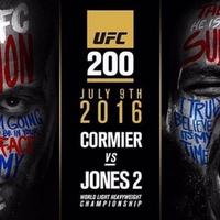 TD|MMA: A Cormier vs. Jones 2 lesz a UFC 200 főmeccse