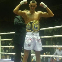 Habash Antoine 19 évesen WAKO PRO világbajnok