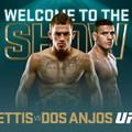 TD|MMA: UFC 185: Pettis vs dos Anjos élő közvetítés