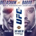 UFC 177: Dillashaw vs Barao 2 Countdown