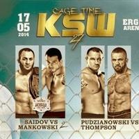 KSW 27: Khalidov vs Falcao előzetes