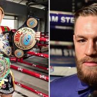 TD|BULVÁR: McGregorral hekkeli a médiát napjaink legjobb thai bokszolója