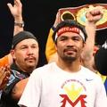 TD|BOX: Sajtóhír: áprilisban meccsel, aztán visszavonul Manny Pacquiao