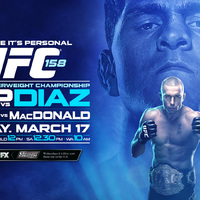 UFC 158: GSP vs Diaz élőben itt nézhető!
