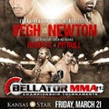 Bellator 113: Pumukli vs Newton stream