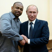 TD BULVÁR: Roy Jones Jr. orosz akar lenni