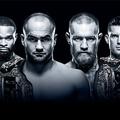 UFC 205: Alvarez vs. McGregor mérkőzések videói