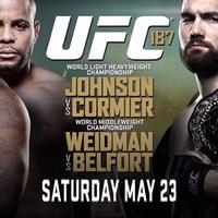 TD|MMA: UFC 187: Johnson vs Cormier countdown