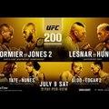 TD|MMA: Karácsony nyáron - UFC 200 bővített előzetes (videó)