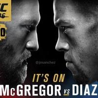 TD|MMA: A Nate Diaz vs. Conor McGregor visszavágó lehet a UFC 200 főmeccse