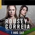 TD|MMA: UFC 190: Rousey vs. Correia mérlegelés élőben itt!