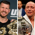 TD MMA: GSP állítólag nyitott egy Bisping elleni meccsre