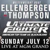 TD|MMA: The Ultimate Fighter 21 Finale: Ellenberger vs. Thompson mérkőzések videói