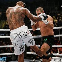Tyrone Spong brutális lábtörést szenvedett Saki ellen