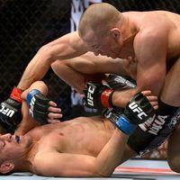 GSP sérülten és lázasan küzdött Diaz ellen
