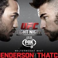 TD|MMA: UFC Fight Night 60: Henderson vs Thatch mérkőzések videói