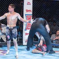 TD|MMA: Brutális melót végzett a BAMMA pehelysúlyú bajnoka (videó)