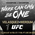TD|MMA: UFC 188: Velasquez vs. Werdum mérkőzések videói