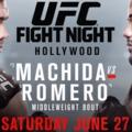 TD|MMA: UFC Fight Night 70: Machida vs. Romero élő közvetítés