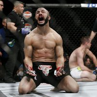 TD|MMA: Makdessi helyettesíti Nurmagomedovot Cerrone ellen