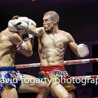 Bódis Gergő KO-győzelemmel mutatkozott be az ENFUSION sorozatban Dublinban