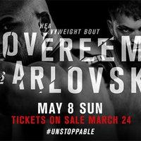TD|MMA: UFC Rotterdam: Overeem vs Arlovski mérlegelés élőben